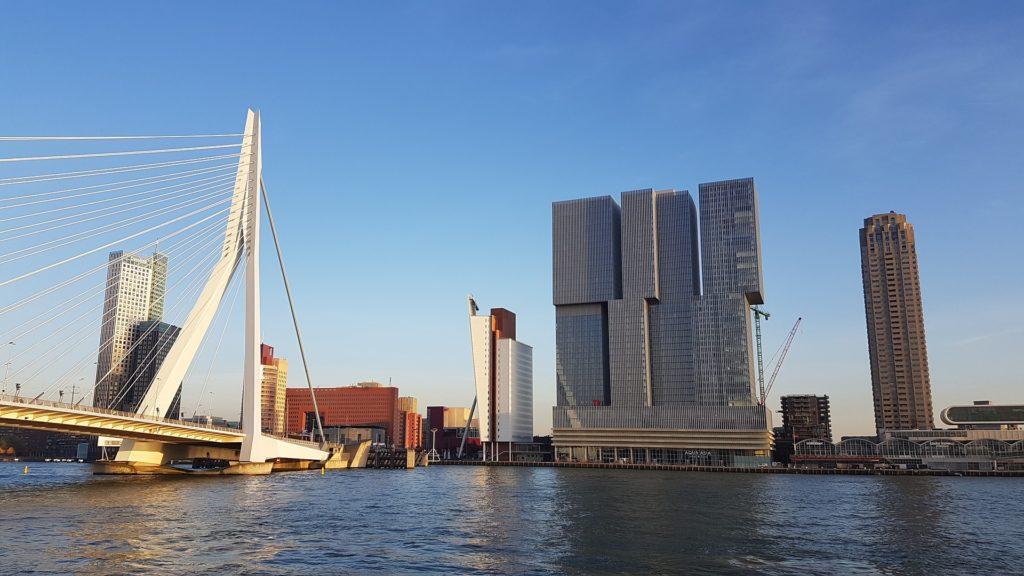Rotterdam skyline, Akoestisch Onderzoek Bouwbesluit