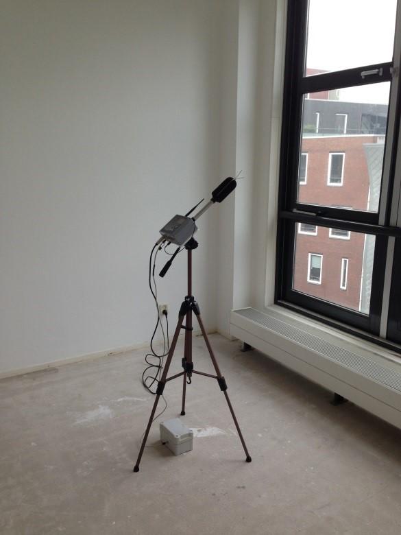Geluidsmetingen voor het bepalen van geluidshinder